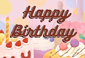 生日  1